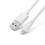 Интерфейсный кабель, SHIP, API04P, 8 pin, ios7, Белый, Пол. пакет, 1 м.