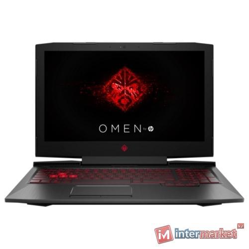Ноутбук HP Omen 15-ce025ur, Core i5 7300HQ-2.5GHz/15.6