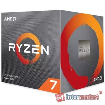 Процессор AMD Ryzen 7 3800X 3,9Гц (4,5ГГц Turbo) AM4, 8/16, 4Mb, L3 32Mb, Wraith Prism with RGB LED BOX