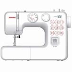 Швейная машина Janome 3112 M.электромеханическая.Количество швейных операций:12.Длина стежка: до 4 мм.Ширина стежка: до 5 мм