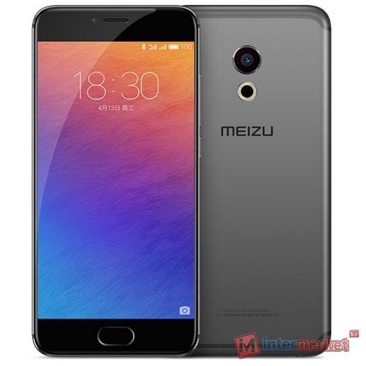 Смартфон Meizu Pro 6, 32Gb, Black